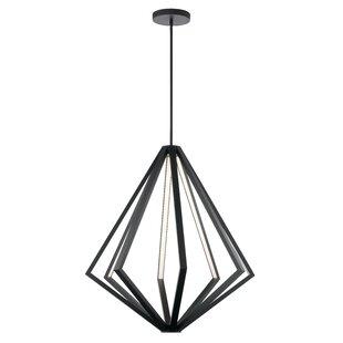 Bressyln 8-Light LED Geometric Chandelier by Brayden Studio