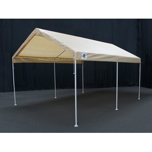 Universal 10 Ft. W x 20 Ft. D Steel Party Tent by King Canopy