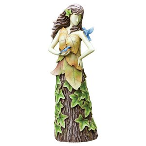 Sherwood Ivy Statue