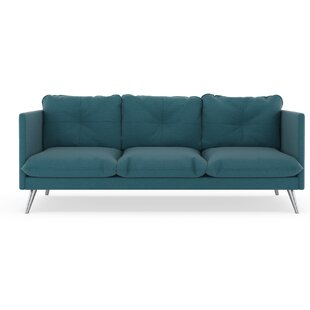 Shop Rodrick Oxford Weave Sofa by Brayden Studio
