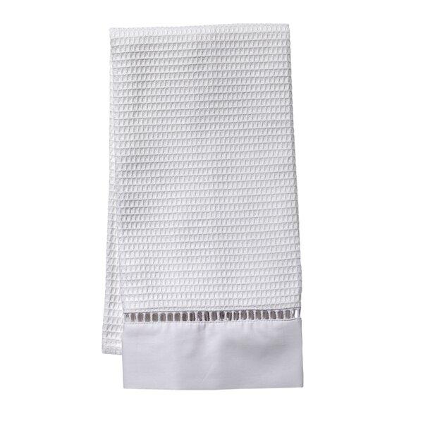 White Lace Towel Wayfair