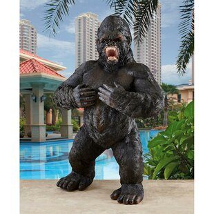 Design Toscano Great Ape Monster Statue
