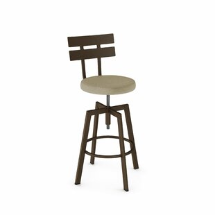 Berrycone Adjustable Height Bar Stool by ..