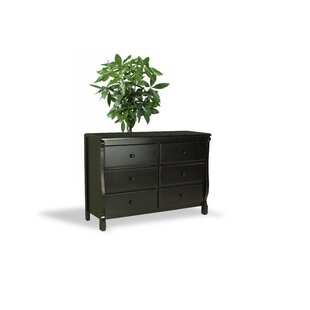 Darby Home Co Barley 6 Drawer Double Dresser