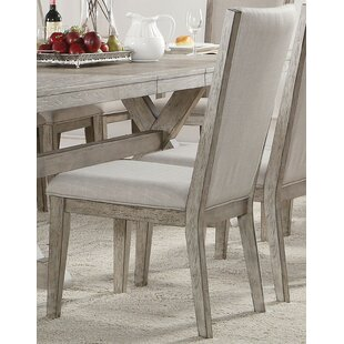 Kiester Upholstered Dining Chair (Set of 2)