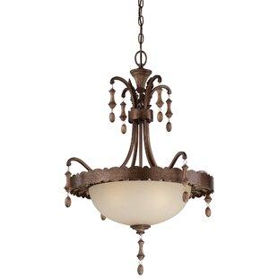 Minka Lavery Candlewood 3-Light Bowl Pendant