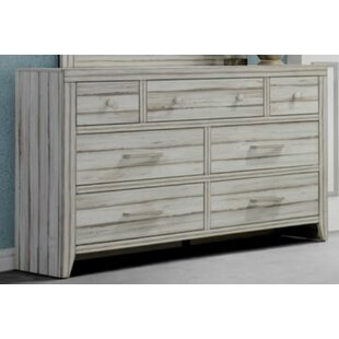 Breakwater Bay Julianne 7 Drawer Dresser