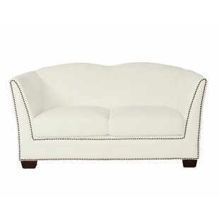 Marilyn Leather Loveseat