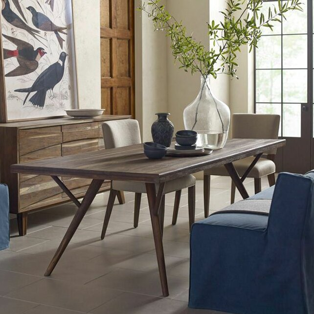 Brownstone Furniture Crawford Dining Table & Reviews | Wayfair