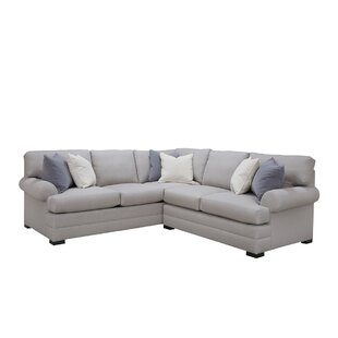 Price comparison Teddy Sectional by Brayden Studio Reviews (2019) & Buyer's Guide