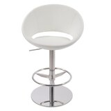 Crescent Swivel Bar & Counter Stool by sohoConcept