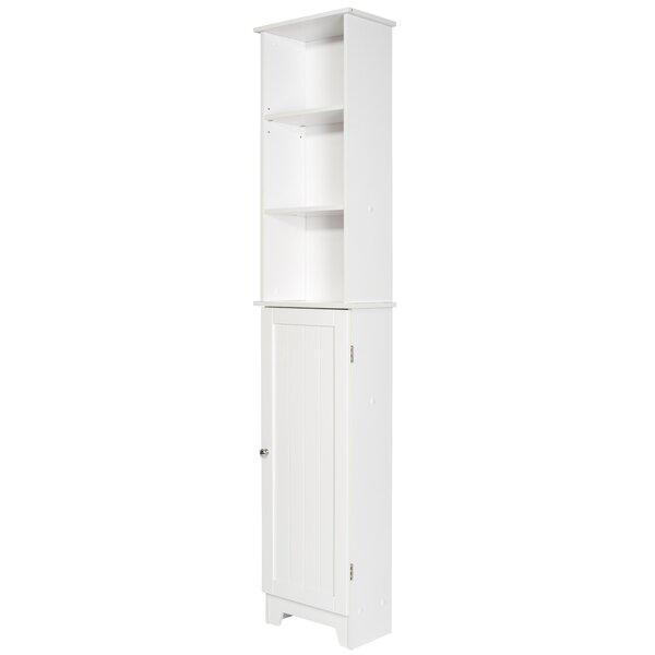 White Corner Cabinet Bathroom Wayfair