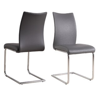 Finney Upholstered Dining Chair (Set of 2) Orren Ellis