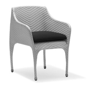 Rivage Arm Chair with Cushion by 100 Essentials