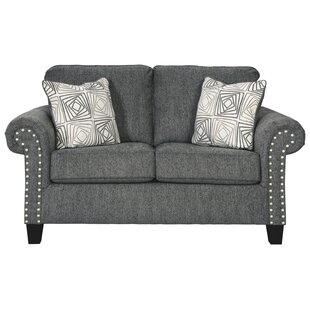 Compare prices Knepper Loveseat by House of Hampton Reviews (2019) & Buyer's Guide