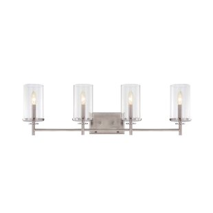 Designers Fountain Harlowe 4-Light Vanity Light