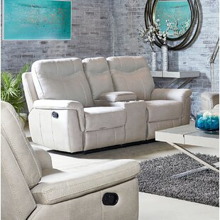 Mehar Reclining Loveseat by Orren Ellis Purchase