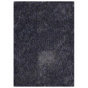 Compare prices Ry Hand-Tufted Blue White Area Rug ByLatitude Run
