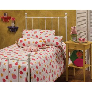 Barton Panel Bed by Harriet Bee New