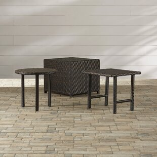 Agamemnon Wicker/Rattan Side Table