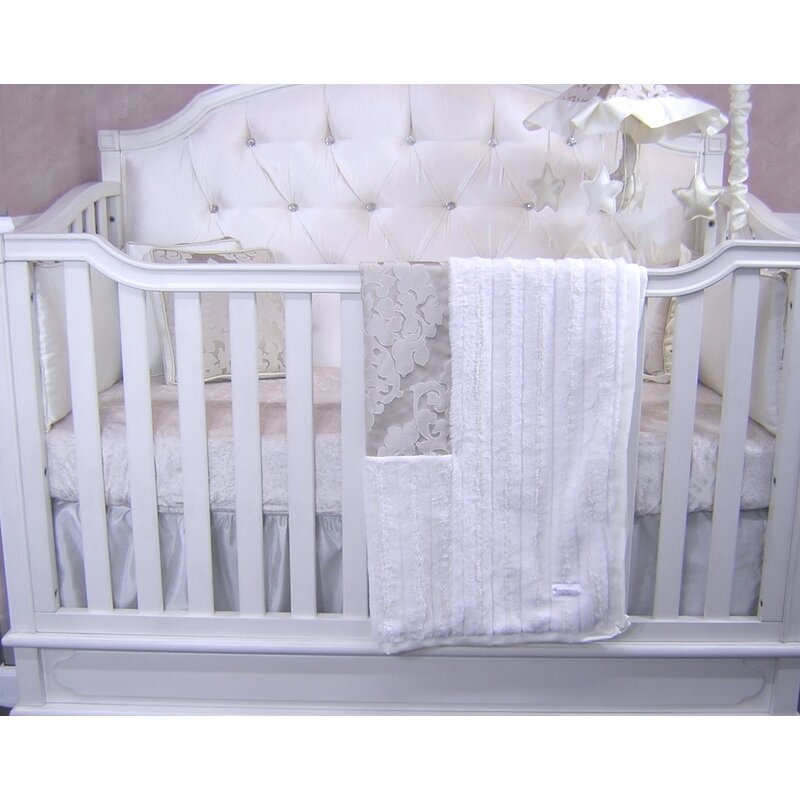 Harriet Bee Deluna 3 Piece Crib Bedding Set Wayfair