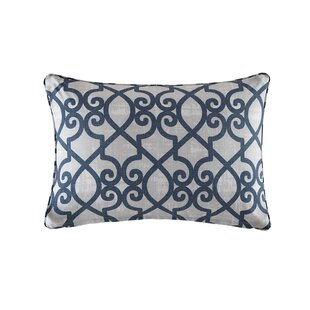Barrows Outdoor Lumbar Pillow by Charlton Home