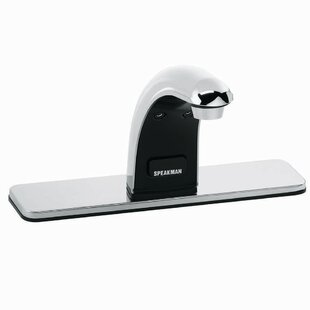 Speakman Sensorflo Battery-Powered Bathroom Faucet
