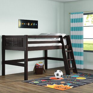 Reviews Isabelle Twin Low Loft Bed ByViv + Rae
