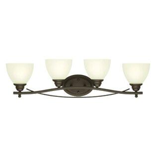 Charlton Home Maeystown 4-Light Vanity Light