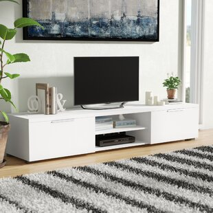 Read Reviews Rafael TV Stand for TVs up to 43 by Wade Logan Reviews (2019) & Buyer's Guide