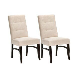Ezra Deluxe Upholstered Dining Chair (Set Of 2) By Simpli Home