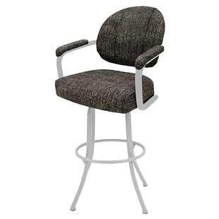 Cheney 35 Swivel Bar Stool 17 Stories