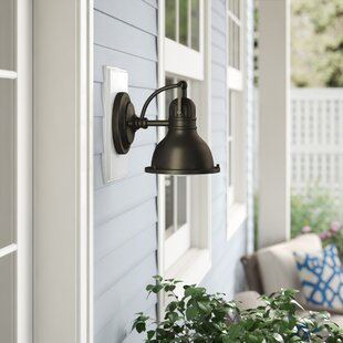 Carlitos Outdoor Wall Sconce