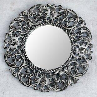6fcfbf037c60 Floral Mirror