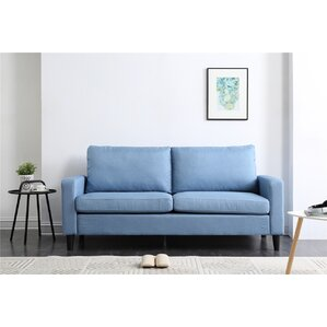 Crews Arm Sofa by Varick Gallery