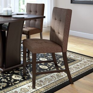 Burgess Upholstered Dining Chair (Set of 2) Red Barrel Studio
