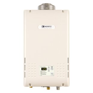 Noritz Indoor 8.3 GPM Natural Gas Tankless Water Heater