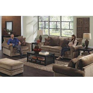 Red Barrel Studio Oleary Plaza Configurable Living Room Set