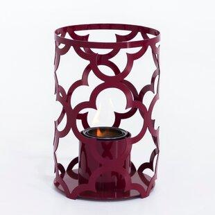 Reviews Mediterranean Outdoor Steel Lantern By TF Essentials