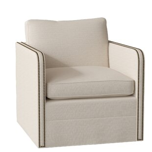 Reeves Swivel Armchair by Gabby