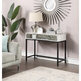Wes 38'' Console Table by Everly Quinn