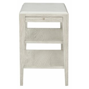 Domain End Table with Storage