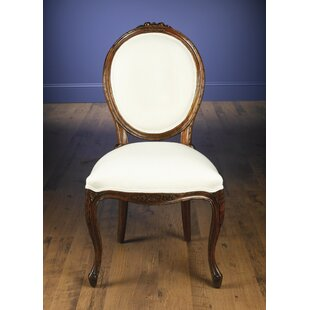 Knowles Upholstered Dining Chair by Ophelia amp Co