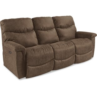 James Reclining Sofa by La-Z-B..