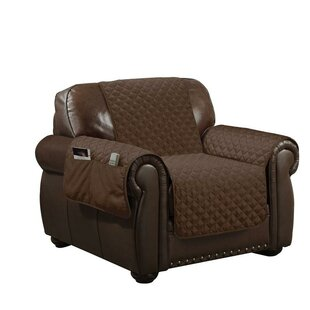 Water Resistant T-Cushion Armchair Slipcover