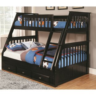 Best Price Trumble Twin Over Full Bunk Bed with Drawers by Viv + Rae Reviews (2019) & Buyer's Guide