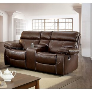 Kian Reclining Loveseat by..