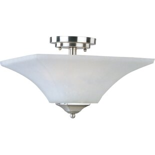 Pearson 2-Light Semi-Flush Mou..
