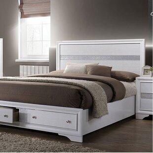 Ebern Designs Asa Storage Platform Bed