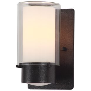 Price comparison Essex 1-Light Outdoor Sconce By DVI